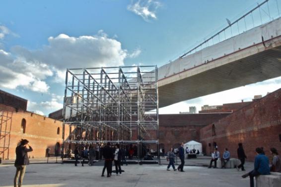 Creators Project at DUMBO, Brooklyn – 10/15/2011