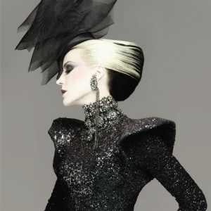 Daphne Guinness at FIT – 9/24/2011